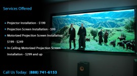 projector_and_projection_scren_installation_ny_nj